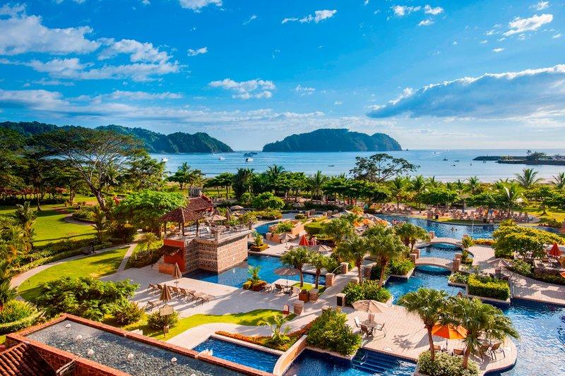 Marriott Los Suenos Ocean & Golf Resort-Ocean Front View<br/>Image from Leonardo
