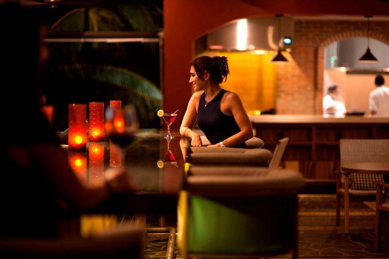 Marriott Los Suenos Ocean & Golf Resort-18&Greene Bar<br/>Image from Leonardo