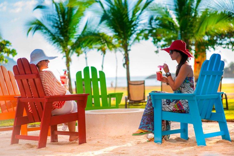 Marriott Los Suenos Ocean & Golf Resort-Beach Chairs<br/>Image from Leonardo