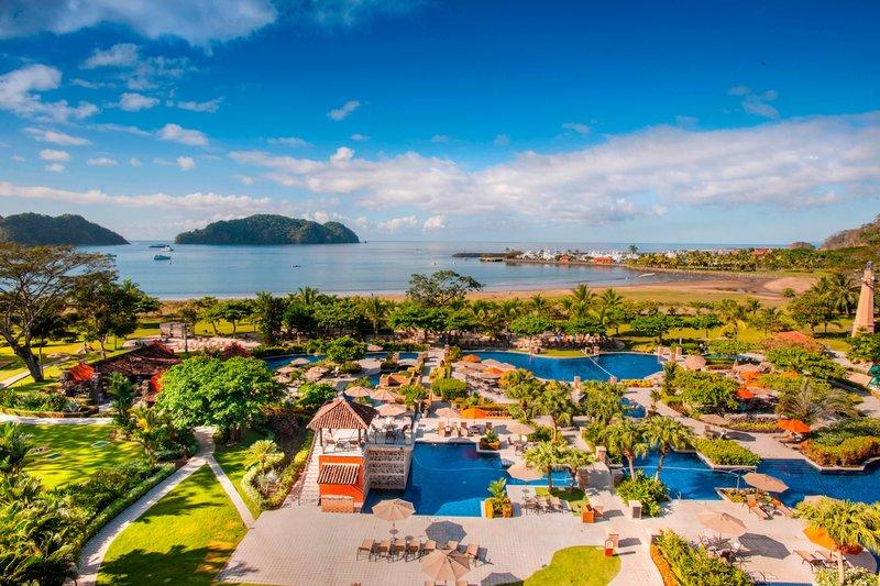 Marriott Los Suenos Ocean & Golf Resort-Ocean View Balcony<br/>Image from Leonardo