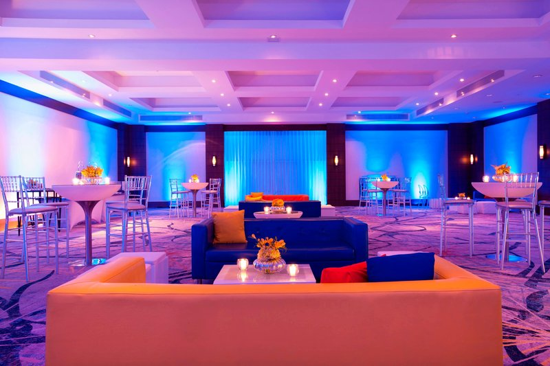 Marriott Los Suenos Ocean & Golf Resort-Carara Ballroom – Social Event Setup<br/>Image from Leonardo