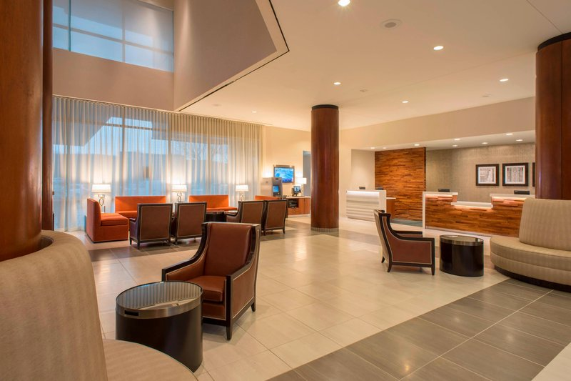Crowne Plaza Tulsa - Southern Hills-Lobby<br/>Image from Leonardo