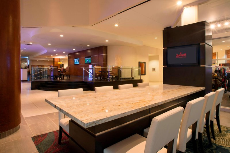Crowne Plaza Tulsa - Southern Hills-Communal Table<br/>Image from Leonardo