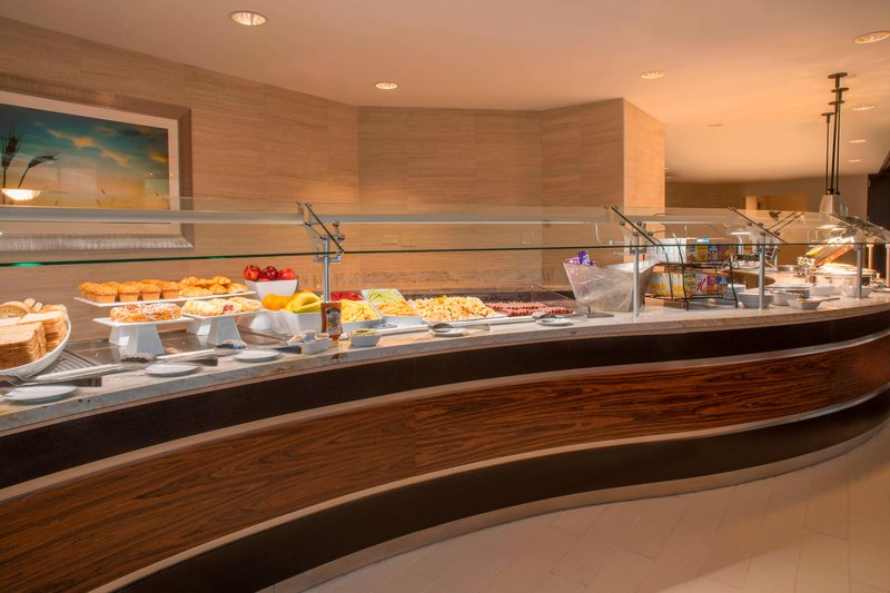 Crowne Plaza Tulsa - Southern Hills-Tallgrass Grille - Breakfast Bar<br/>Image from Leonardo