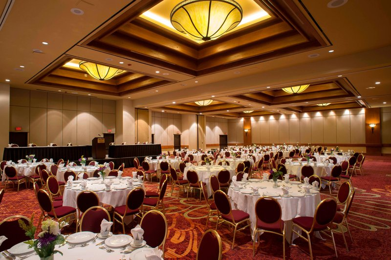 Crowne Plaza Tulsa - Southern Hills-Council Oak Ballroom – Social Event<br/>Image from Leonardo