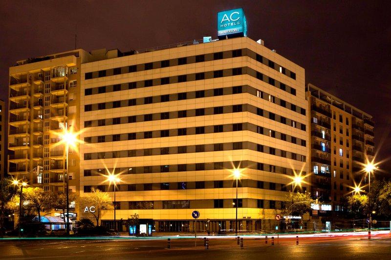 AC Hotel Valencia-Exterior<br/>Image from Leonardo
