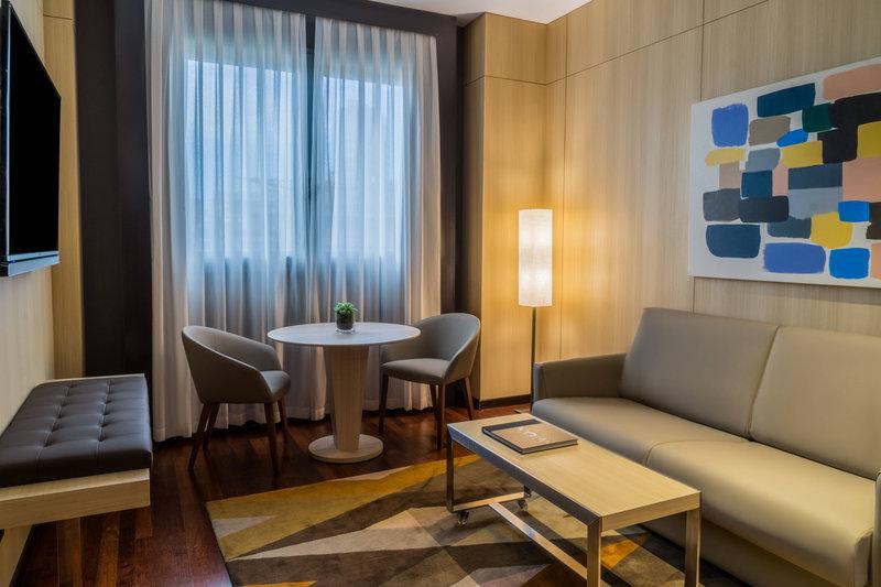 AC Hotel Valencia-Junior Suite - Living Room<br/>Image from Leonardo