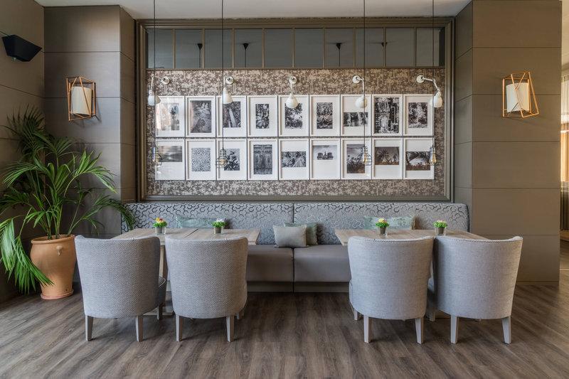 AC Hotel Valencia-AC Lounge - Seating Area<br/>Image from Leonardo
