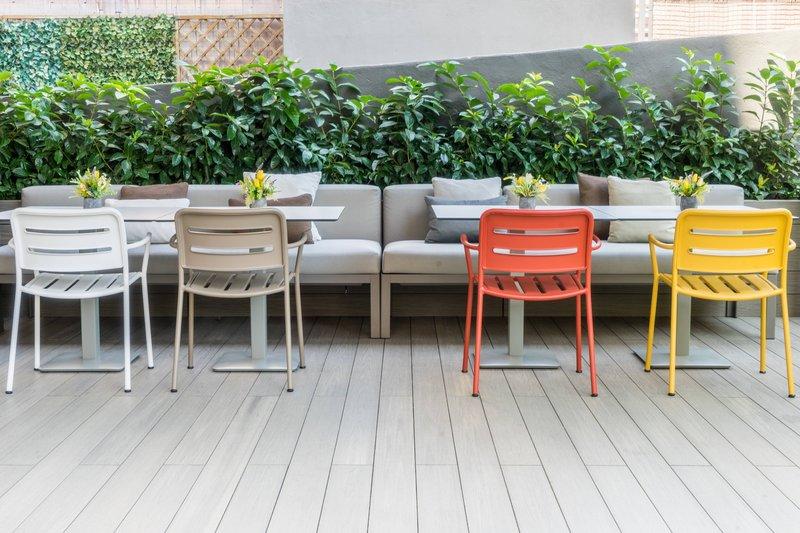 AC Hotel Valencia-AC Lounge Outdoor Terrace<br/>Image from Leonardo