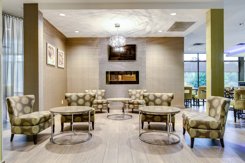 Holiday Inn Sudbury-Relax By The Warm Fireplace at the Rendezvous Lounge<br/>Image from Leonardo