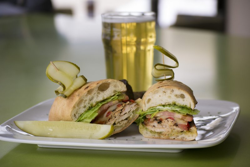Holiday Inn Sudbury-Enjoy a Local Craft Beer With Your Meal at the Rendezvous Lounge<br/>Image from Leonardo
