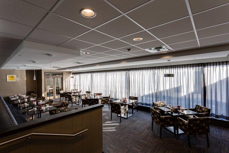 Holiday Inn Sudbury-Four Corners Restaurant Serves Breakfast, Lunch and Dinner<br/>Image from Leonardo