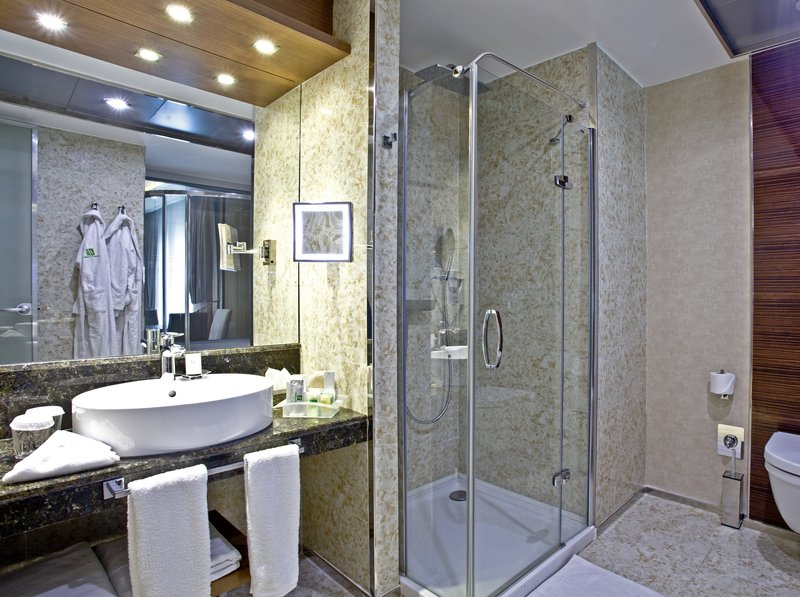 Holiday Inn Ankara-Kavaklidere-Accommodating Suite Guest Bath<br/>Image from Leonardo