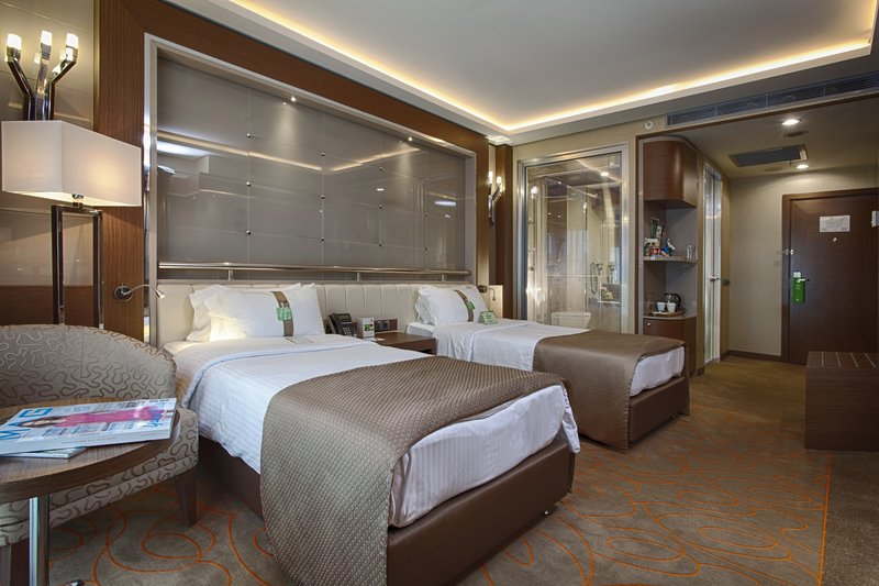 Holiday Inn Ankara-Kavaklidere-Double Bed Guest Room<br/>Image from Leonardo