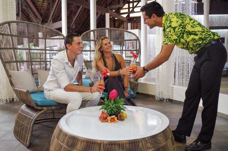 Sofitel Moorea Ia Ora Beach Resort-Lobby Lounge<br/>Image from Leonardo