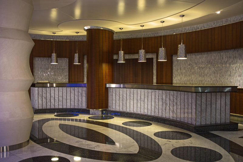 Renaissance Izmir Hotel-Reception Desk<br/>Image from Leonardo