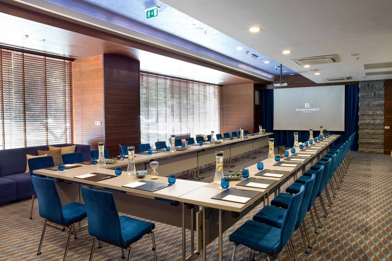 Renaissance Izmir Hotel-Pinch Meeting Room - U-Shape Setup<br/>Image from Leonardo