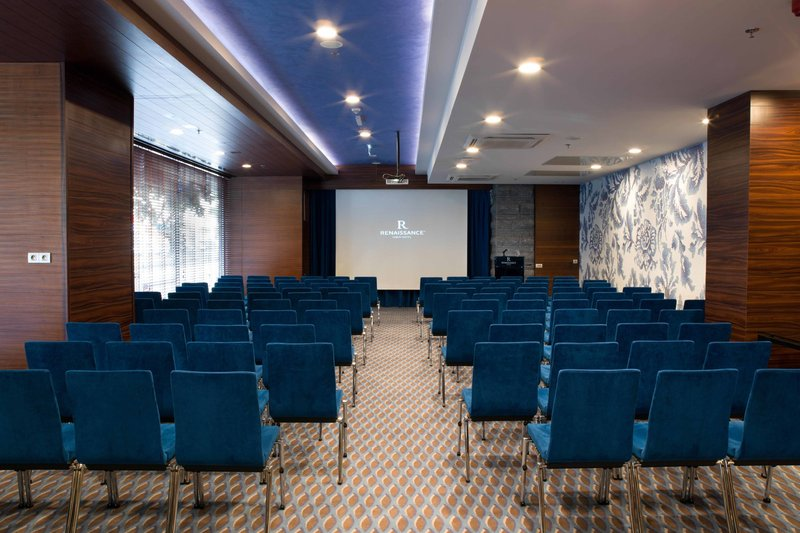 Renaissance Izmir Hotel-Pinch Meeting Room - Theatre Setup<br/>Image from Leonardo