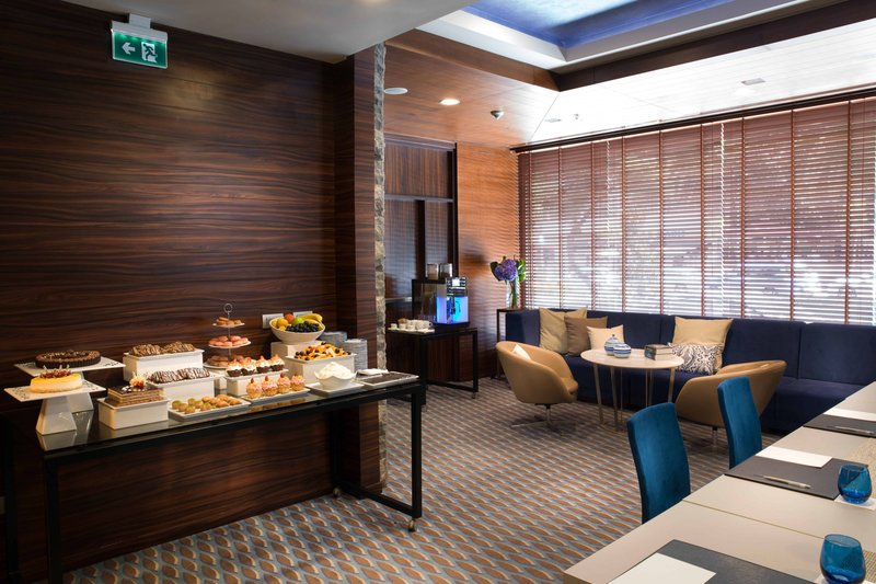 Renaissance Izmir Hotel-Pinch Meeting Room - Coffee Break Setup<br/>Image from Leonardo
