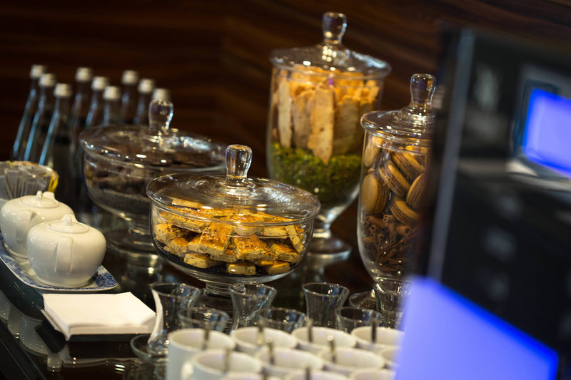 Renaissance Izmir Hotel-Pinch - Coffee Break Details<br/>Image from Leonardo