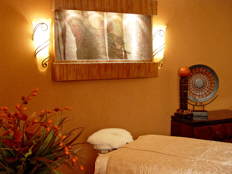 Crowne Plaza Minneapolis West-The Spa at Plymouth Creek offers massage and body treatments.<br/>Image from Leonardo