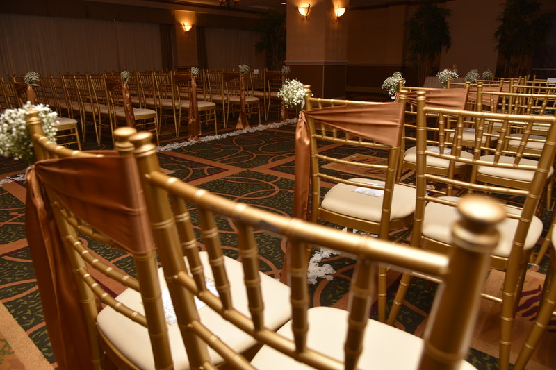 Crowne Plaza Philadelphia-Cherry Hill-Terrace Room Wedding Ceremony<br/>Image from Leonardo