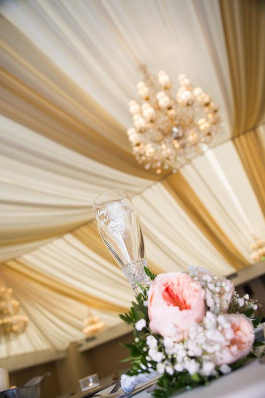 Crowne Plaza Philadelphia-Cherry Hill-Riverside Wedding Reception<br/>Image from Leonardo