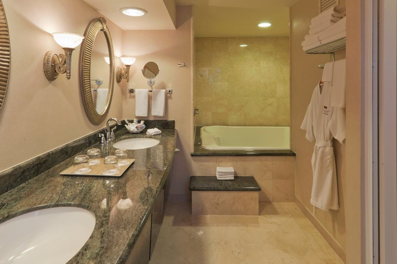 Crowne Plaza Torreon-Guest Bathroom<br/>Image from Leonardo