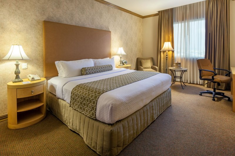 Crowne Plaza Torreon-Contemporary King Suite<br/>Image from Leonardo