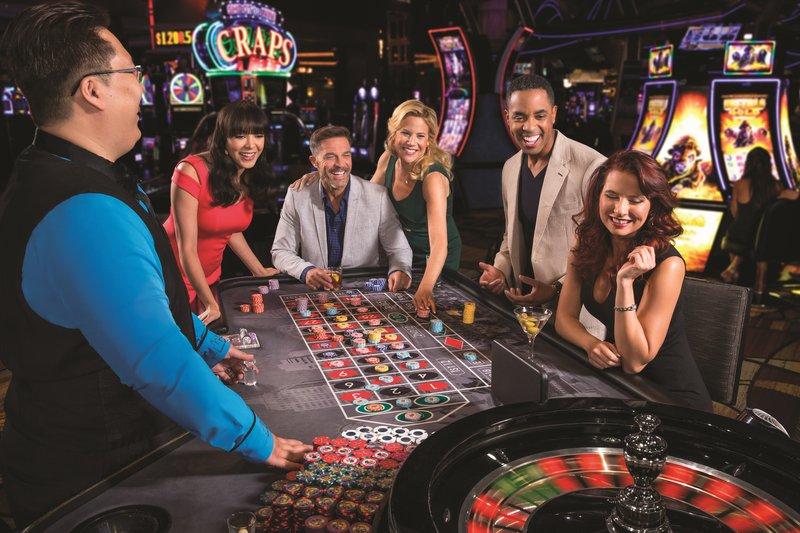 New York-New York Hotel - Casino Roulette <br/>Image from Leonardo