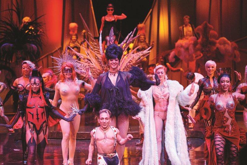 New York-New York Hotel - Cirque Du Soleil Zumanity <br/>Image from Leonardo