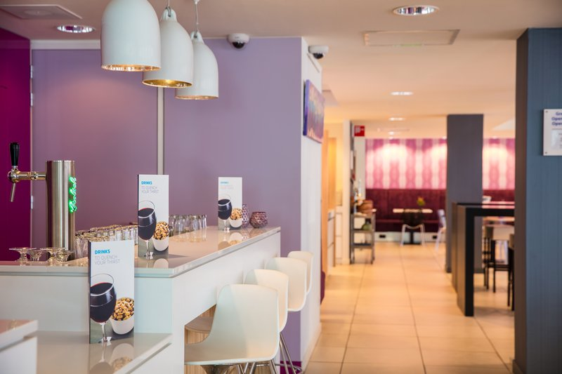Holiday Inn Express Arnhem-Bar and Lounge<br/>Image from Leonardo