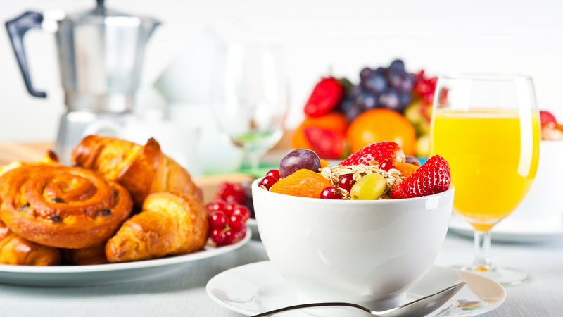Holiday Inn Express Wilmington-Start your day off with our complimentary breakfast buffet.<br/>Image from Leonardo