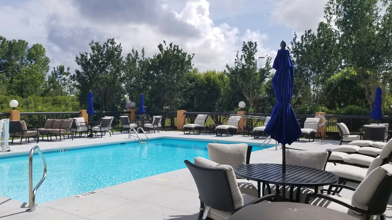 Holiday Inn Express Wilmington-Bask in the radiant sun before cooling off in our outdoor pool. <br/>Image from Leonardo