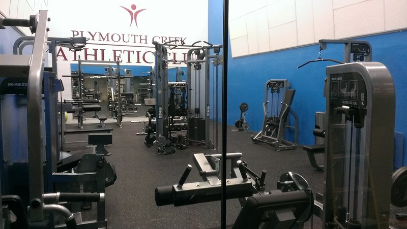 Crowne Plaza Minneapolis West-Weight Room<br/>Image from Leonardo