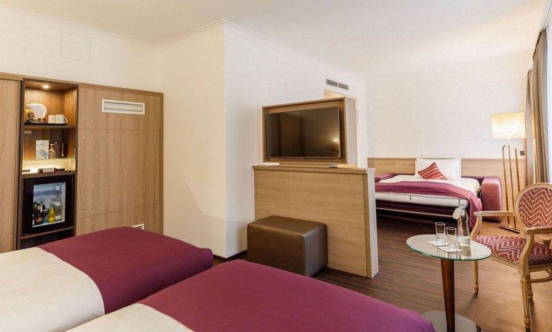 Imlauer Hotel Pitter Salzburg-Family Room<br/>Image from Leonardo