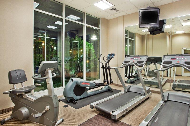 Holiday Inn Gwinnett Center-Holiday Inn Gwinnett Center Fitness Center<br/>Image from Leonardo