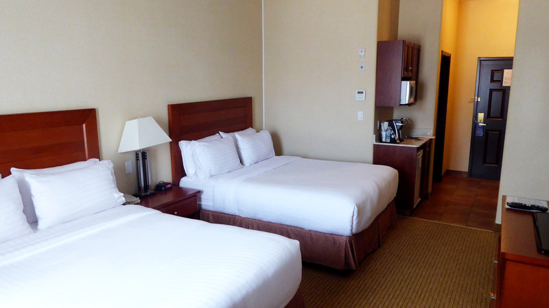 Holiday Inn Express & Suites Grande Prairie-Two Queen Bed Standard<br/>Image from Leonardo