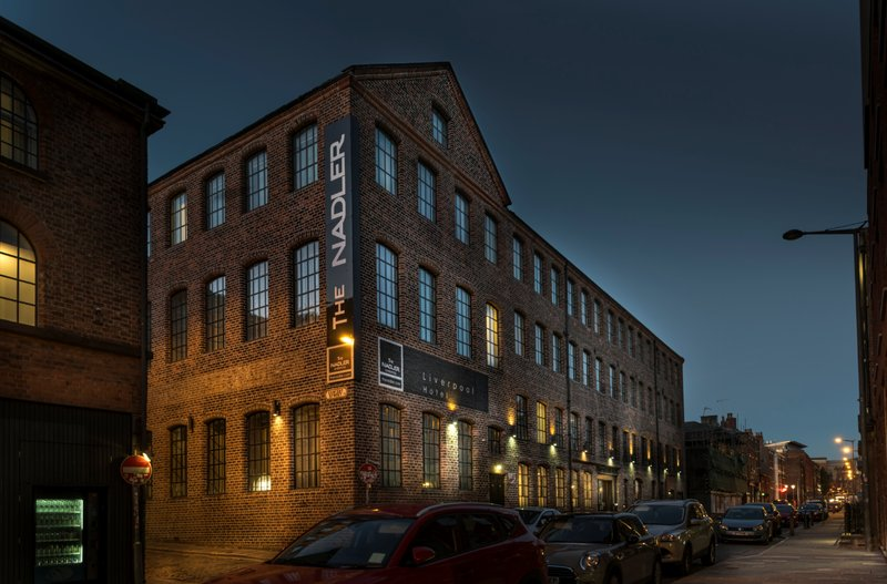 The Nadler Liverpool-Exterior<br/>Image from Leonardo