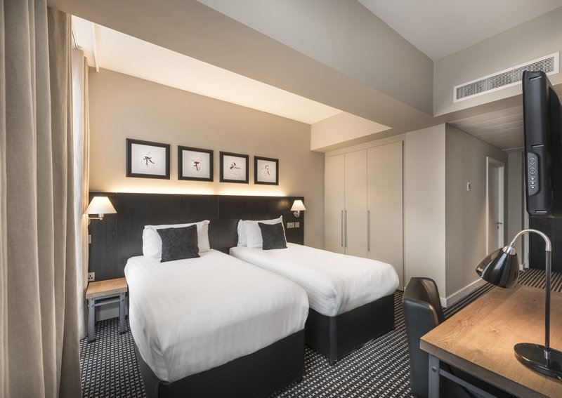 The Nadler Liverpool-Twin Room<br/>Image from Leonardo