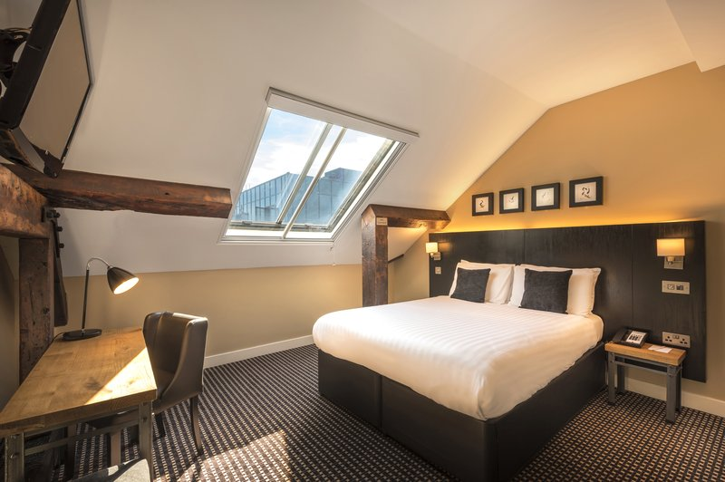 The Nadler Liverpool-Standard Double Room<br/>Image from Leonardo