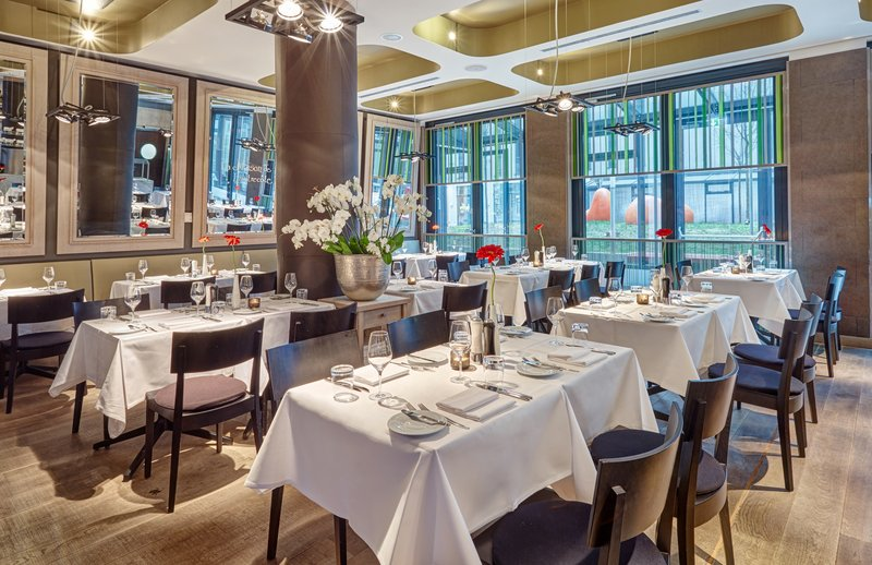 Holiday Inn Berlin Centre Alexanderplatz-Join as for dinner at the La Maison de L'entrecote Restaurant<br/>Image from Leonardo