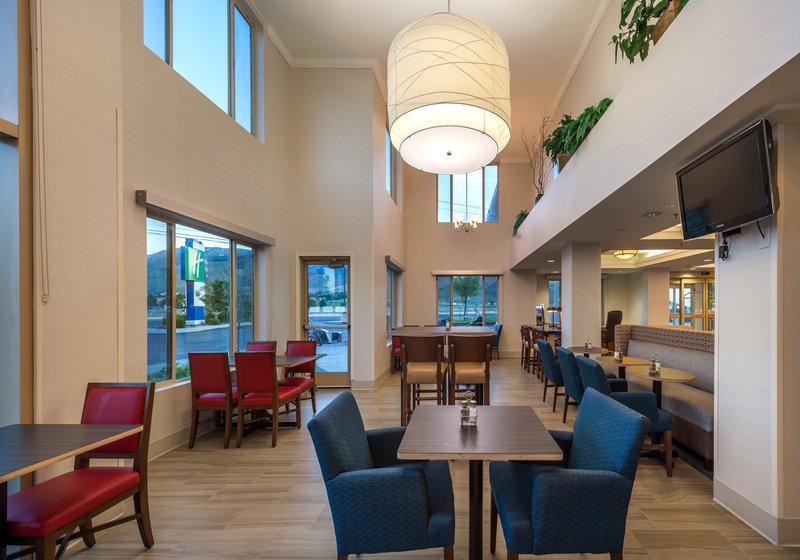 Holiday Inn Express & Suites Carson City-Breakfast Area<br/>Image from Leonardo