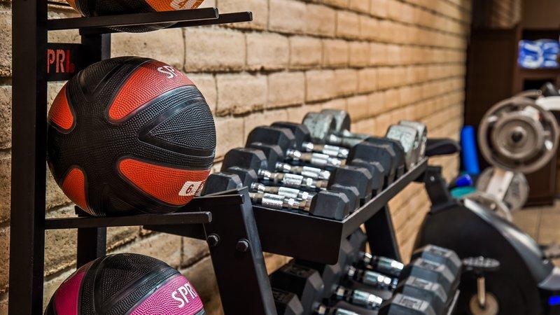 Best Western Wichita North-Fitness Room<br/>Image from Leonardo