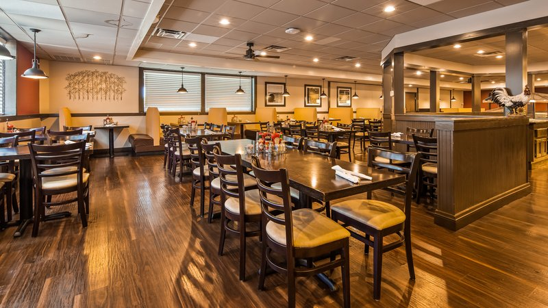 Best Western Wichita North-Country Kitchen<br/>Image from Leonardo