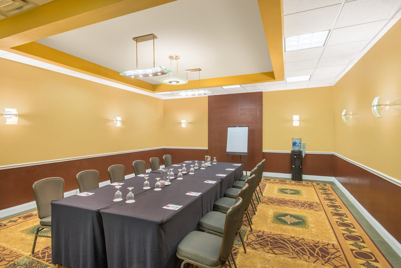 Crowne Plaza Philadelphia-Cherry Hill-Meeting Room-Conference Style<br/>Image from Leonardo