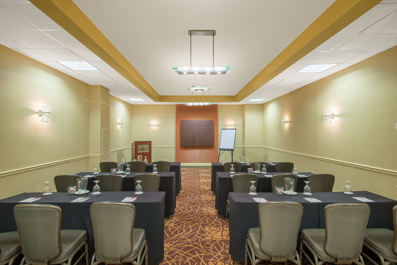 Crowne Plaza Philadelphia-Cherry Hill-Meeting Room-Classroom Style<br/>Image from Leonardo
