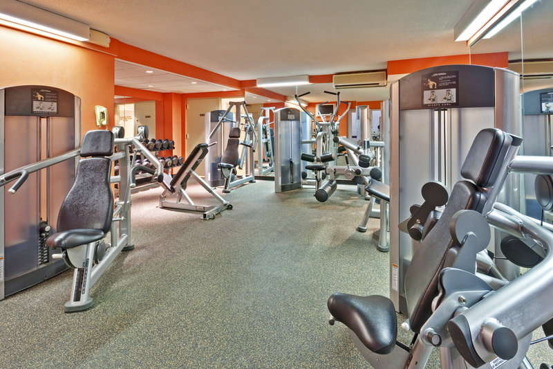 Crowne Plaza Chicago Ohare Hotel & Conference Center-Health Club<br/>Image from Leonardo