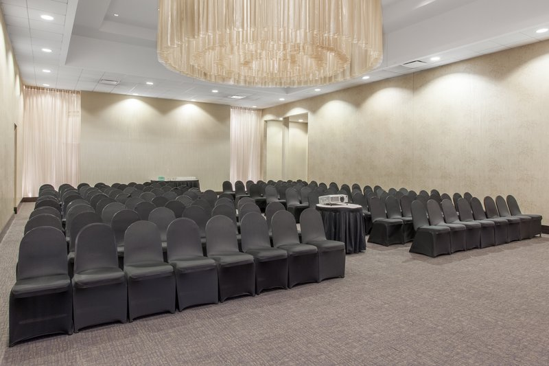 Crowne Plaza Chicago Ohare Hotel & Conference Center-Balmoral Ballroom Theater Set 2065 Sq. Ft.<br/>Image from Leonardo
