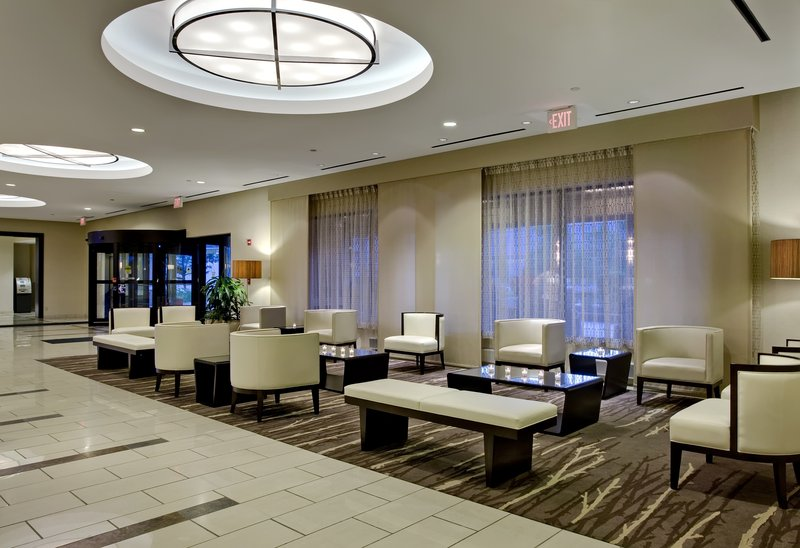Crowne Plaza Chicago Ohare Hotel & Conference Center-Hotel Lobby<br/>Image from Leonardo